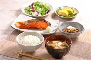 朝ごはん和食
